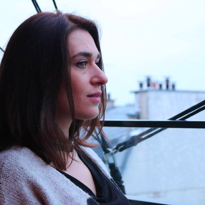 "Interview of Nour Ezzedeen by ""People and the City"""