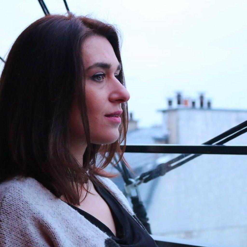 Nour Ezzedeen by Olga de Benoist. Terras Hotel, Paris.